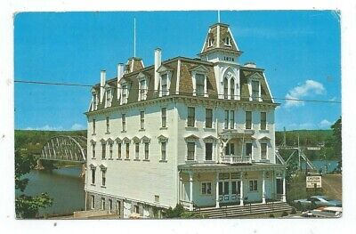 OLD HAMPSTEAD HOUSE, NEW LONDON: 2 x Connecticut USA postcards