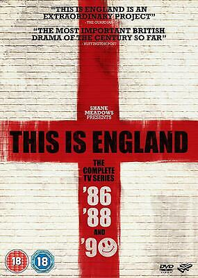 This Is England '86-'90  with  Thomas Turgoose New (DVD  2015)