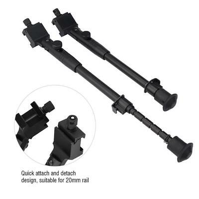 2pcs Side Rail Adapter Bipod For Picatinny Rail and Mount and Side Rails