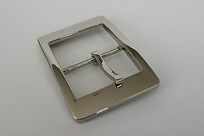 """25 x New Men's Belt Pin Buckle 1.5"""" Double Loop for Leather Belt Making"""