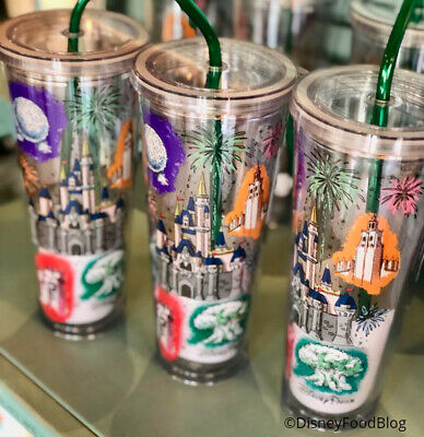 Walt Disney World Parks Starbucks Tumbler 2019 Brand New with Tags.
