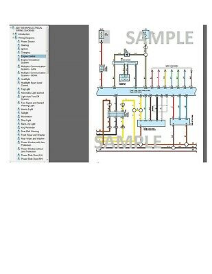 toyota tundra 2003 complete color wiring diagram schematic nice help on  2005 4runner wiring diagram,