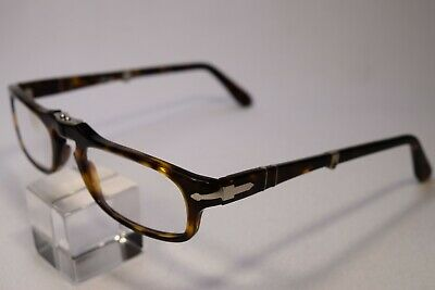 ad2fea993d7b3 Persol Po2886V-24 Tortoise Folding Reading Glasses Readers +2.50 Strength  Italy