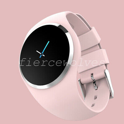 Fitness Smart Watch Activity Tracker Women Kids Fitbit Android iOS Heart Rate