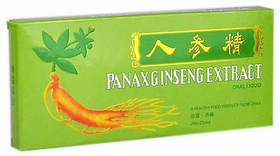 10 boxes of Panax Ginseng Extract
