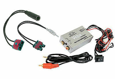Veba Draht Fm-Modulator für Volvo C30 C70 S40 V50 Ipod IPHONE Mp3 Aux Adapter
