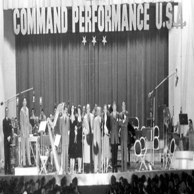 COMMAND PERFORMANCE - 232 Shows on DVD Old Time Radio MP3 Format OTR