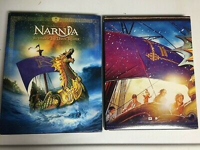 The Chronicles of Narnia:Voyage of the Dawn Treader(Blu-ray/DVD,2011,3-Disc Set)