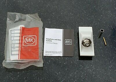 MK K501 WHI Data Socket Module