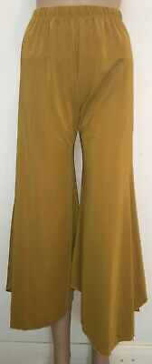 H&M (ex) Cropped Wide Leg Trouser for Girls | Ladies | Womens - Size XL.