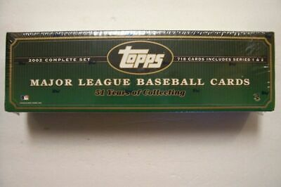 2002 Topps Baseball Complete Your Set Pick 25 Cards From List