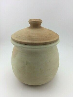 Small New Jar cooking pottery unique ancient Palestinian artifacts clay handmade