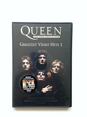 Queen_The Greatest Video Hits 1_Dvd 2002