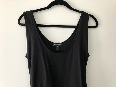 Isabella Oliver Maternity Ellis Ruched Tank Dress SIZE 3 ~ Medium Ruched sides
