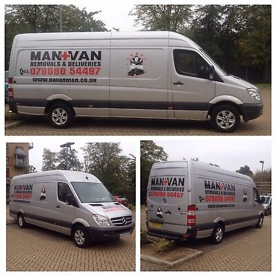 Man And Van London Essex Kent Removals And Deliveries