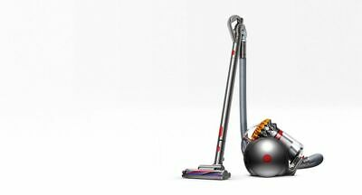 DYSON DC-54 Cinetic BIG BALL BARREL Allergy Bagless Vacuum Cleaner GOLD SILVER