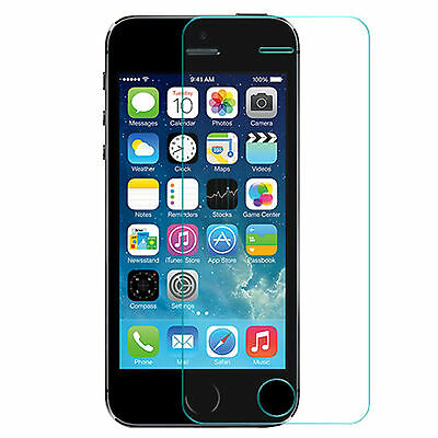 1Pcs Tempered Glass Film Screen Protector FOR IPHONE 5S 5C 5