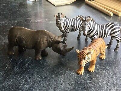 Schleich Wild / Zoo Animals