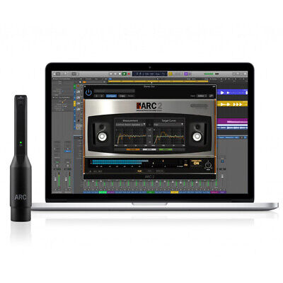 IK Multimedia ARC System 2.5 Acoustic Correction Software w/ MEMS Microphone