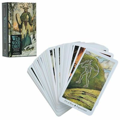 NEW The Wildwood Tarot By Mark Ryan Book with Other Items OZ Fast Shipping