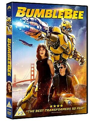 Bumblebee DVD 2019 Brand New and Sealed