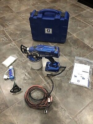 Graco TrueCoat Pro II Corded Airless Paint Sprayer With Case and Extra Nozzle