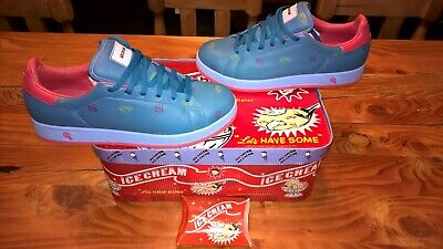 00b1645ae PHARRELL WILLIAMS BBC Ice Cream x Reebok Diamond Flavor Skate Shoes! 7.5
