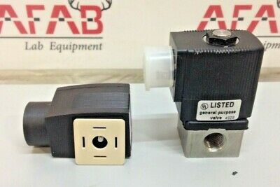 Burkert Type 6013 2 Way Solenoid Valve