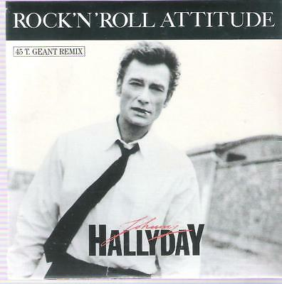 Johnny Hallyday - Rock'n'roll Attitude/La Blouse De L'infirmiere -Cd Single Neuf