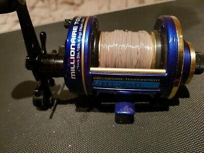 6e31bb64915 DAIWA MILLIONAIRE 7HT MAG-Super Tuned-New Display Model-U.S. Seller ...