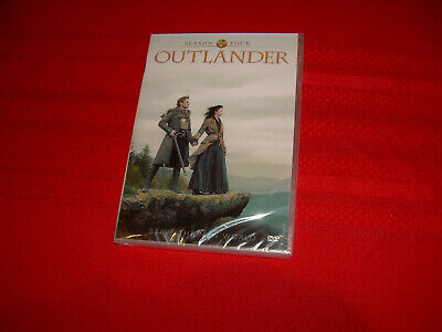 2019 The Complete Fourth Season 4 Four Sealed New OUTLANDER DVD
