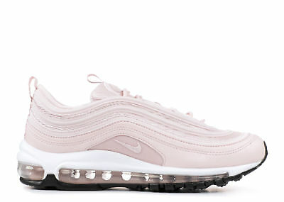 premium selection a4734 662c4 Womens Nike Air Max 97 921733 600 Pink BARELY ROSE Trainers UK 4 EU 37.5 NEW
