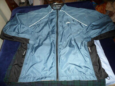250f53c3c EUC MENS NORTH Face Hydrenaline Jacket Windbreaker Purple Hooded ...