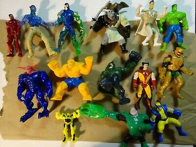 1990//1991//1992 Marvel Super Heroes Action Figure Combine Shipping! CHOOSE