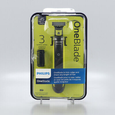 New Philips Norelco Oneblade One Blade Face Trimmer Shaver Qp2520/70