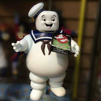 Ghostbusters Stay Puft Marshmallow Man Bank Diamond Select Figure Toy Gift