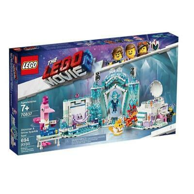 LEGO LEGO MOVIE 2 Shimmer & Shine Sparkle Spa 70837 Brand New Sealed