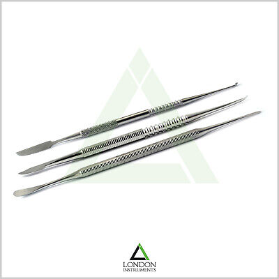 Zahle, Beale, Lecron Dental Carvers Restorative Spatula Lab Technician Tools