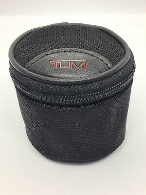 Tumi electric Adapter Plug With Case And Paper