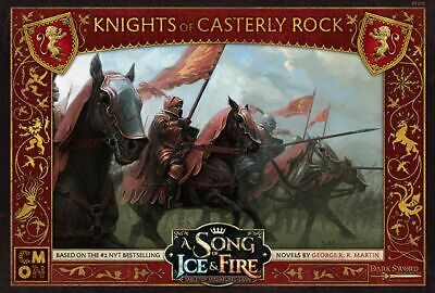 A Song Of Ice And Feu Lannister Chevaliers Casterly Jupe (Anglais) Cmon