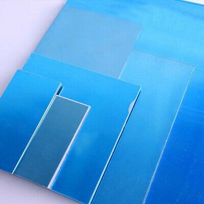 1pcs 6061 Aluminum Sheet Metal Plate 0.5/1mm Thickness Multiple Sizes