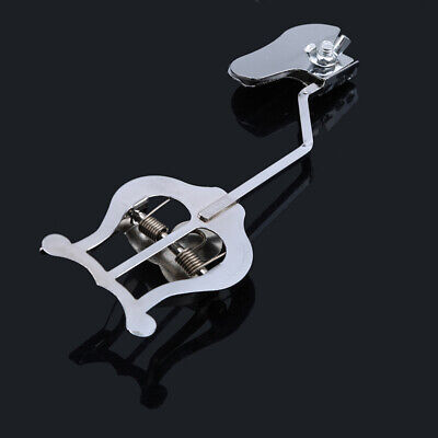 Music Holder for Marching Bands Trombone Bell Clamp Lyre