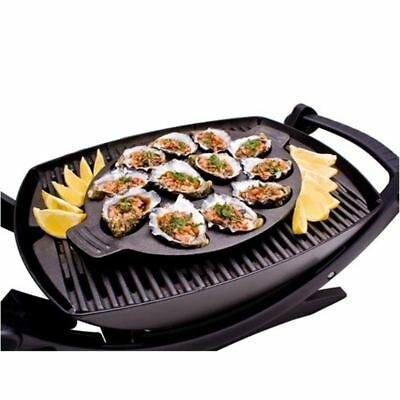 Integra Forte - Cast Iron Oyster Pan 35.5x24.5cm