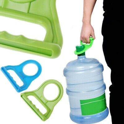 5 Gallons Bottled Water Pail Bucket Carry Handle Easy To Carry Tool Random Color