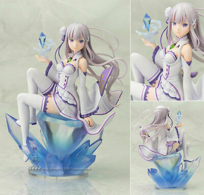 Re:Life in a different world from zero / Emilia PVC Action Figure 21cm Figurine