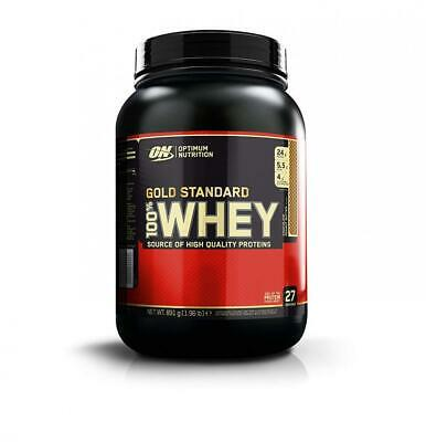 Optimum Nutrition Gold Standard 100% Whey Proteine del Siero di Latte in...