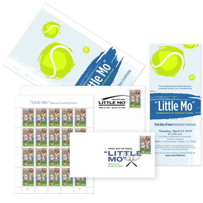 "USPS New ""Little Mo"" Memento"