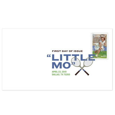 "USPS New ""Little Mo"" Digital Color Postmark"