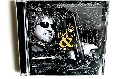 SAMMY HAGAR & FRIENDS s/t CD rock metal guitar ITALIAN IMPORT - REDUCED!