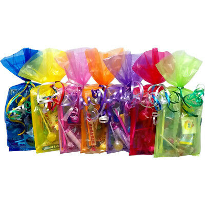 Pre Filled Unisex Party Bags Parcels & Fillers - Children's Kids Birthday Party